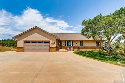 Sedalia Single Family Home Under Contract: 893 Coronado Drive