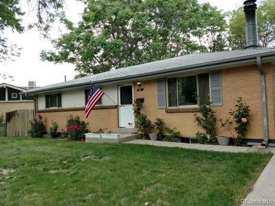 Centennial Single Family Home Active: 23 East Weaver Place