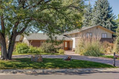 Lakewood Single Family Home Under Contract: 185 South Brentwood Street