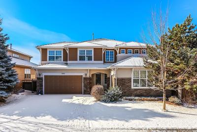 Highlands Ranch CO Single Family Home Under Contract: $710,000