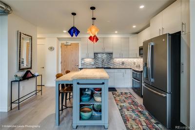 Denver Condo/Townhouse Active: 2835 West Parkside Place #107