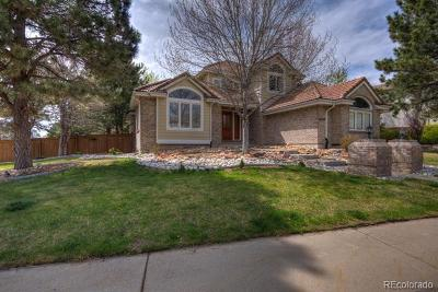 Centennial Single Family Home Active: 15859 East Prentice Drive