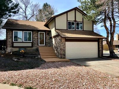 Aurora CO Single Family Home Active: $409,999