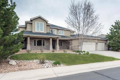 Highlands Ranch Single Family Home Active: 1582 Meyerwood Circle