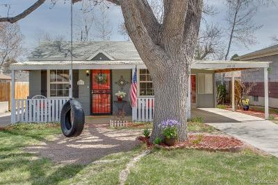 Englewood Single Family Home Under Contract: 2818 South Pennsylvania Street