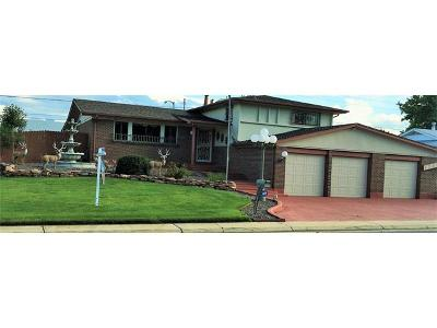 Northglenn CO Single Family Home Sold: $359,900