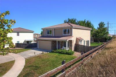Denver Single Family Home Active: 21358 East 39th Avenue