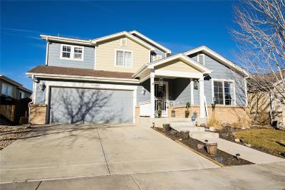 Commerce City Single Family Home Active: 15359 East 101st Way