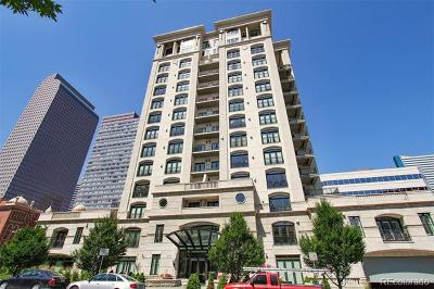 Uptown Condo/Townhouse Active: 1827 North Grant Street #704
