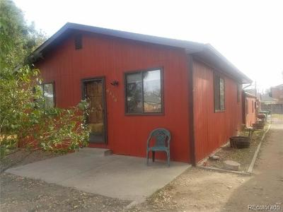 Commerce City Single Family Home Active: 6396 East 64th Avenue
