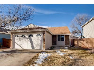 Lafayette Single Family Home Under Contract: 2355 East Cherrywood Drive