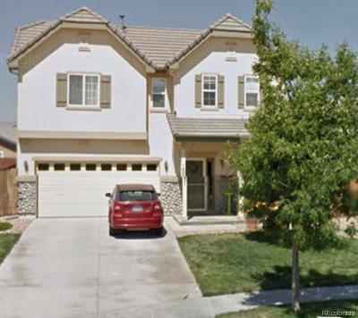 Commerce City Single Family Home Active: 10031 Dillon Circle