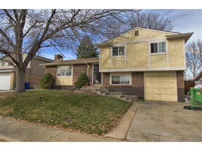 Westminster Single Family Home Active: 10871 Harlan Street