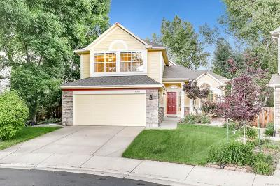 Boulder Single Family Home Active: 4503 Mulberry Court