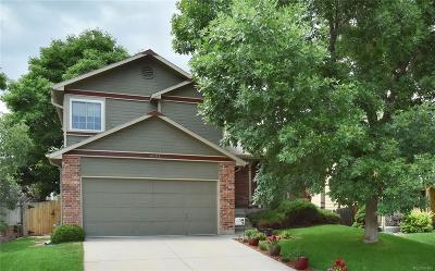 Littleton Single Family Home Under Contract: 6091 South Robb Way