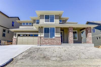 Castle Rock Single Family Home Active: 427 Sage Grouse Circle