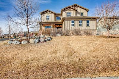 Broomfield Single Family Home Under Contract: 3437 Traver Drive
