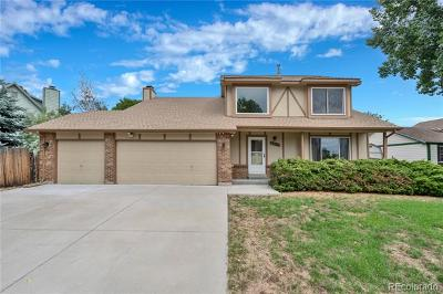 Arvada Single Family Home Active: 13760 West 67th Circle