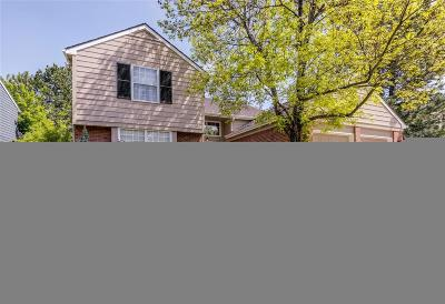 Centennial Single Family Home Active: 7743 South Jersey Way
