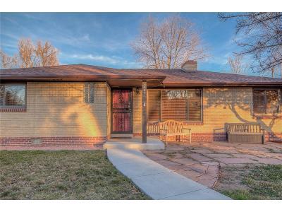 Arvada Single Family Home Active: 5600 Dover Street