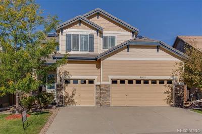 Aurora Single Family Home Active: 21151 East Lehigh Place