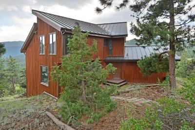 Boulder County Single Family Home Active: 428 Bison Drive