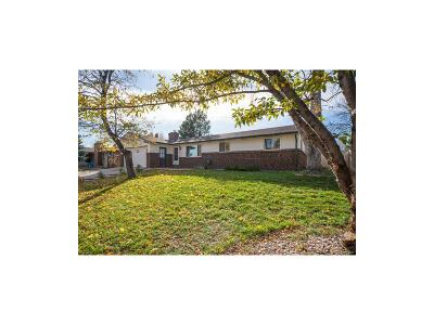 Longmont Single Family Home Under Contract: 2137 Squires Street