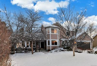 Longmont Single Family Home Active: 4087 Hawthorne Circle