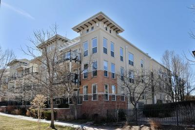 Denver Condo/Townhouse Active: 1521 Vine Street #304