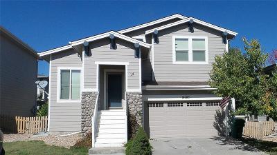 Highlands Ranch Firelight Single Family Home Under Contract: 10683 Cherrybrook Circle