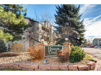 Boulder Condo/Townhouse Under Contract: 4652 White Rock Circle #12