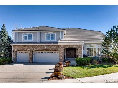 Highlands Ranch Single Family Home Active: 10082 Charissglen Court