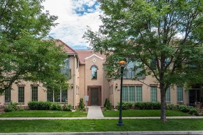 Denver Condo/Townhouse Active: 110 South Jackson Street #1D