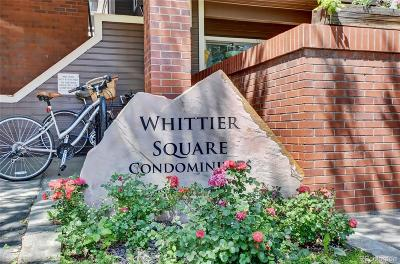 Boulder Condo/Townhouse Under Contract: 2201 Pearl Street #204