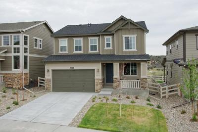 Crystal Valley Ranch Single Family Home Under Contract: 3378 Shoveler Trail