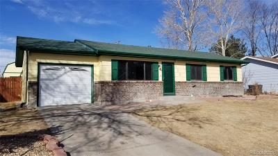 Eaton Single Family Home Under Contract: 925 5th Street