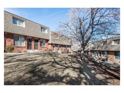 Golden Condo/Townhouse Under Contract: 45 South Holman Way #45
