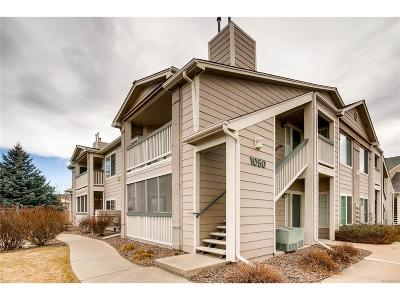 Broomfield Condo/Townhouse Sold: 1050 Opal Street #104