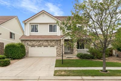 Commerce City Single Family Home Active: 11869 Jasper Street