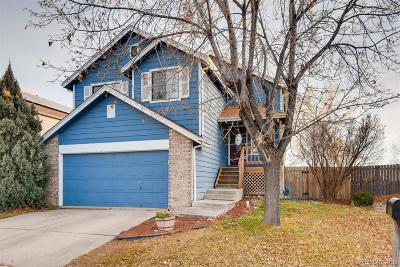Cottonwood Lakes, Cottonwood Lakes #6 Single Family Home Under Contract: 3726 Dyanna Drive