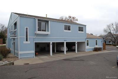Arvada Condo/Townhouse Active: 7937 Chase Circle #176