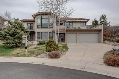 Castle Rock Single Family Home Active: 2219 Peak Vista Court