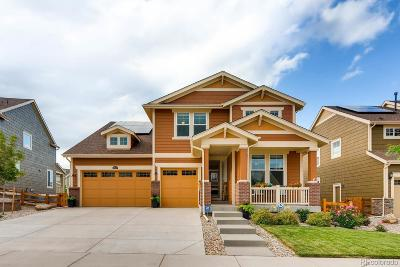 Arvada Single Family Home Active: 20127 West 95th Avenue