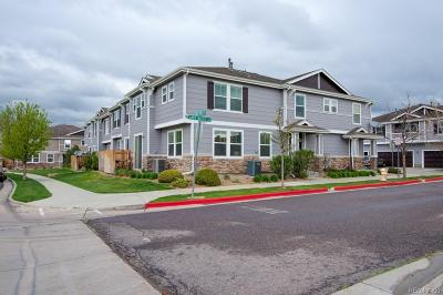 Parker Condo/Townhouse Under Contract: 17127 Lark Water Lane #A