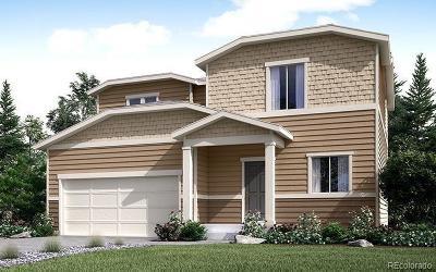 Dacono Single Family Home Active: 1109 Huntington Avenue