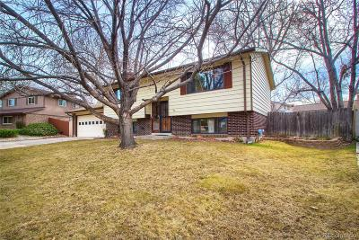 Westminster Single Family Home Active: 3630 West 94th Avenue