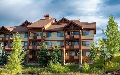 Steamboat Springs Condo/Townhouse Under Contract: 2545 Cattle Kate Circle #3206