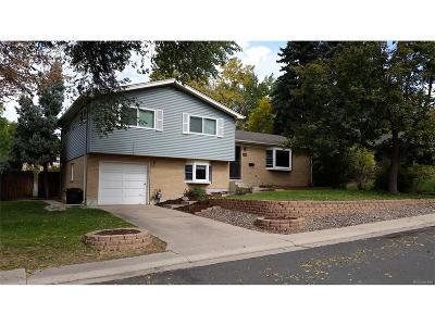 Centennial Single Family Home Active: 885 East Briarwood Circle