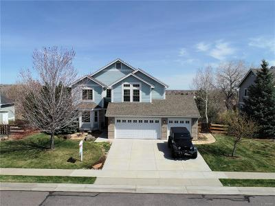 Arvada Single Family Home Under Contract: 16827 West 62nd Place