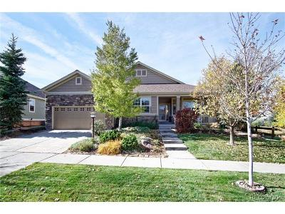 Aurora, Denver Single Family Home Active: 21760 East Heritage Parkway